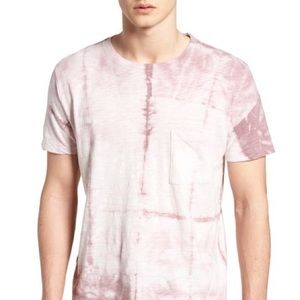 Levi's Made & Crafted (TM) Tie Dye T-Shirt Size XL